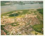 Thamesmead Aerial view
