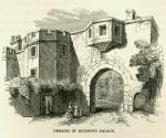 Remains of Richmond Palace